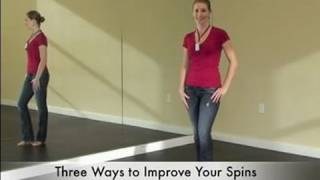 Beginner Salsa Dance Turns and Spins