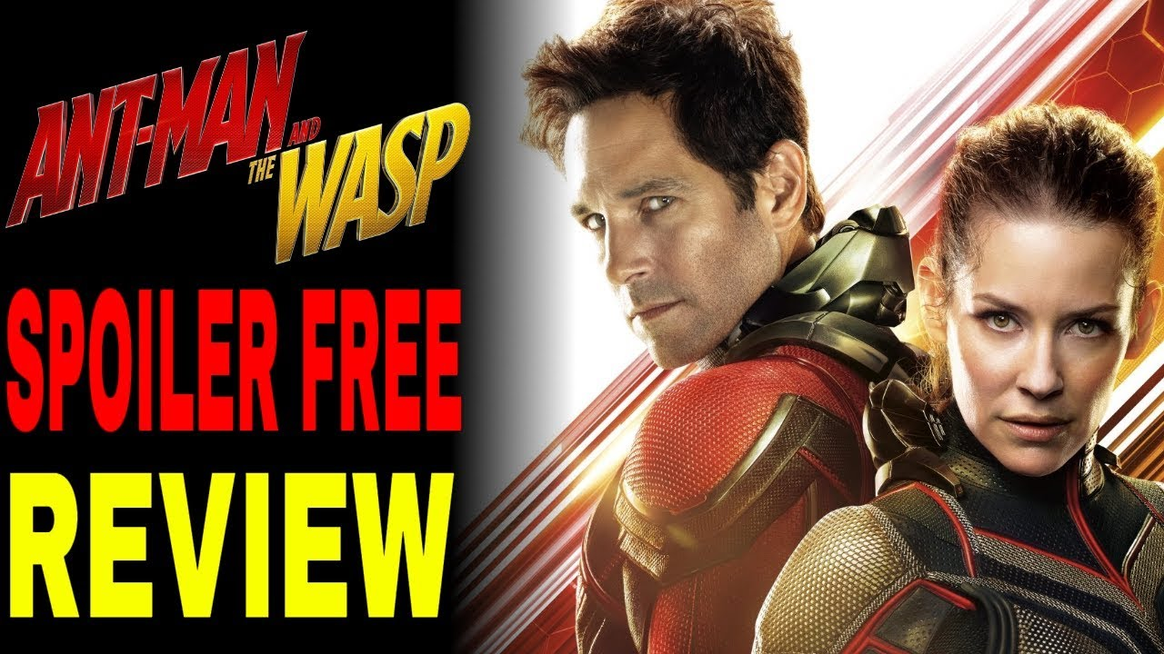 Antman and the Wasp Review (Spoiler Free)