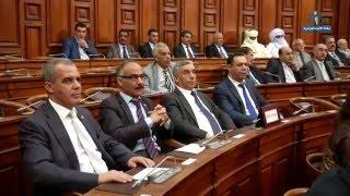 أعضاء مجلس الأمة يصادقون بالأغلبية على نص قانون المالية 2016