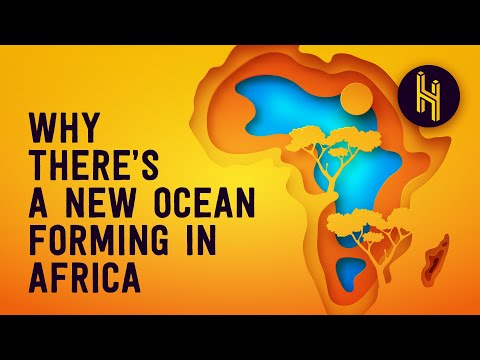 Why the World's Sixth Ocean is Forming in Africa