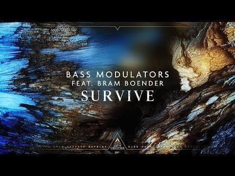 Смотреть клип Bass Modulators - Survive Feat. Bram Boender