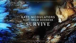 Смотреть клип Bass Modulators Ft. Bram Boender - Survive