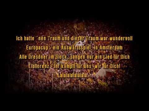 """Liedeinführung """"Traum Europacup"""""""