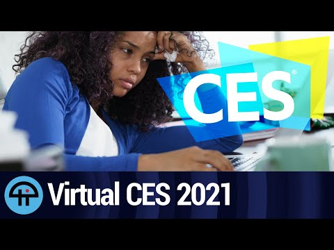 Our COVID Year: CES Will Be All-Virtual in 2021