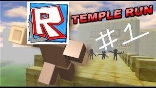 Roblox Temple Run #1