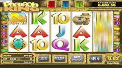 FREE Pharaoh King ™ slot machine game preview by Slotozilla.com