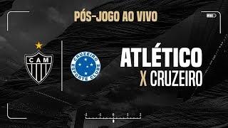 Pós-jogo: Atlético x Cruzeiro (17/07/2019) thumbnail