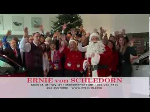 Ernie Von Schledorn >> EVS Holiday Celebration - YouTube