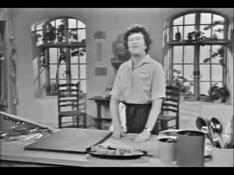 Julia Child The French Chef- Croissants