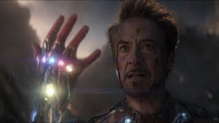 """Download Avengers: Endgame (2019) - """"And I.. Am... Iron Man"""" 