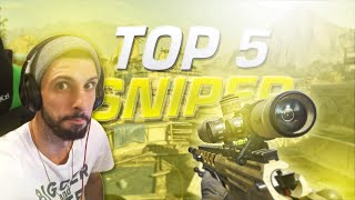 TOP 9 SPECIAL BLACK OPS 3 ATTENTION !