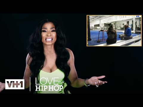 Che Gives Sierra Advice & Rasheeda Loses Her Cool - Check Yourself: S8 E13  Love & Hip Hop: Atlanta
