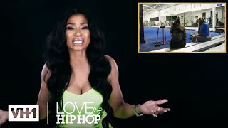 Che Gives Sierra Advice & Rasheeda Loses Her Cool - Check Yourself: S8 E13 | Love & Hip Hop: Atlanta