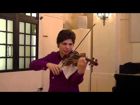 VC MASTERCLASS | Augustin Hadelich | 'Training Your Left Hand to Vibrate Like a Singer'