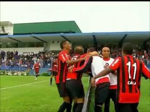 São Caetano 1 x 3 Atlético Paranaense (Campeonato Brasileiro Série B 2012)