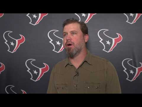Shane Lechler Talks the 2016 AdvoCare V100 Texas Bowl