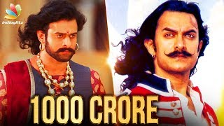 Prabhas joins Aamir Khan's Rs.1000 Crore Film | Hot Cinema News