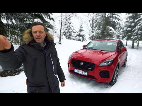 Je li Jaguar E-Pace bolji od Evoquea? - testirao Juraj Šebalj