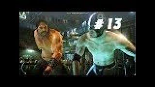 Hitman Absolution Gameplay Walkthrough Mission 13 Fight Night