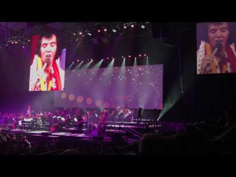 ELVIS PRESLEY 2017 MELBOURNE - With 40 piece orchestra!