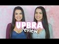 Upbra Unboxing & Review| Baker Twins