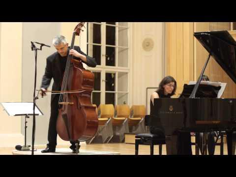 BOCCHERINI, Sonata in A | Božo Paradžik & Maria Sofianska (Live 2013)