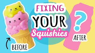 Squishy Makeover: Fixing Your Squishies #5