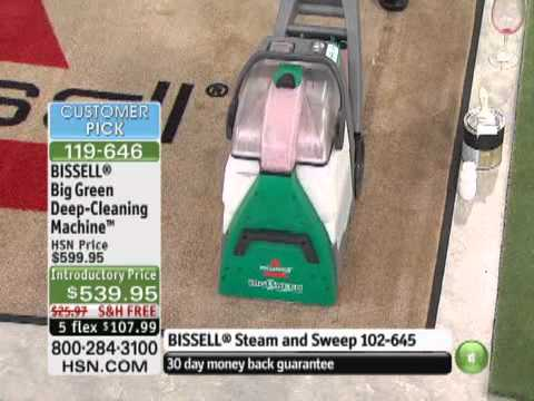 BISSELL Big Green Deep-Cleaning Machine