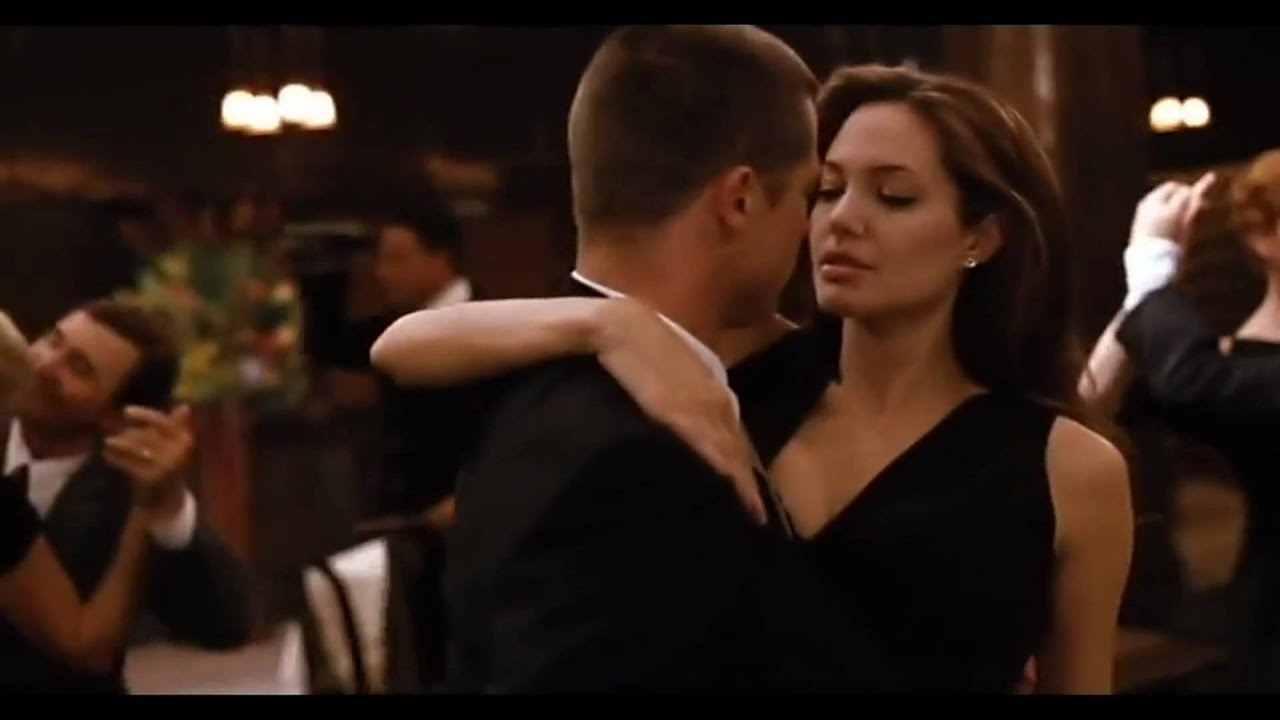 Wallpaper Hd For Living Room Mr And Mrs Smith Teaser Hd Youtube