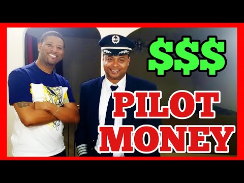 Pilot Money (No College Degree), Guess How Much You Can Make As A Commercial Pilot