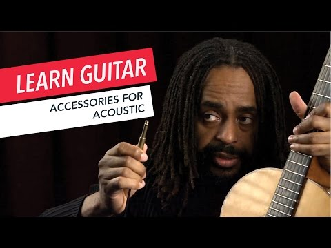Beginner Guitar Lessons: Essential Accessories for Your Acoustic | Guitar | Lesson | Beginner