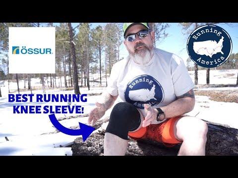 Best Running Knee Sleeve Ossur