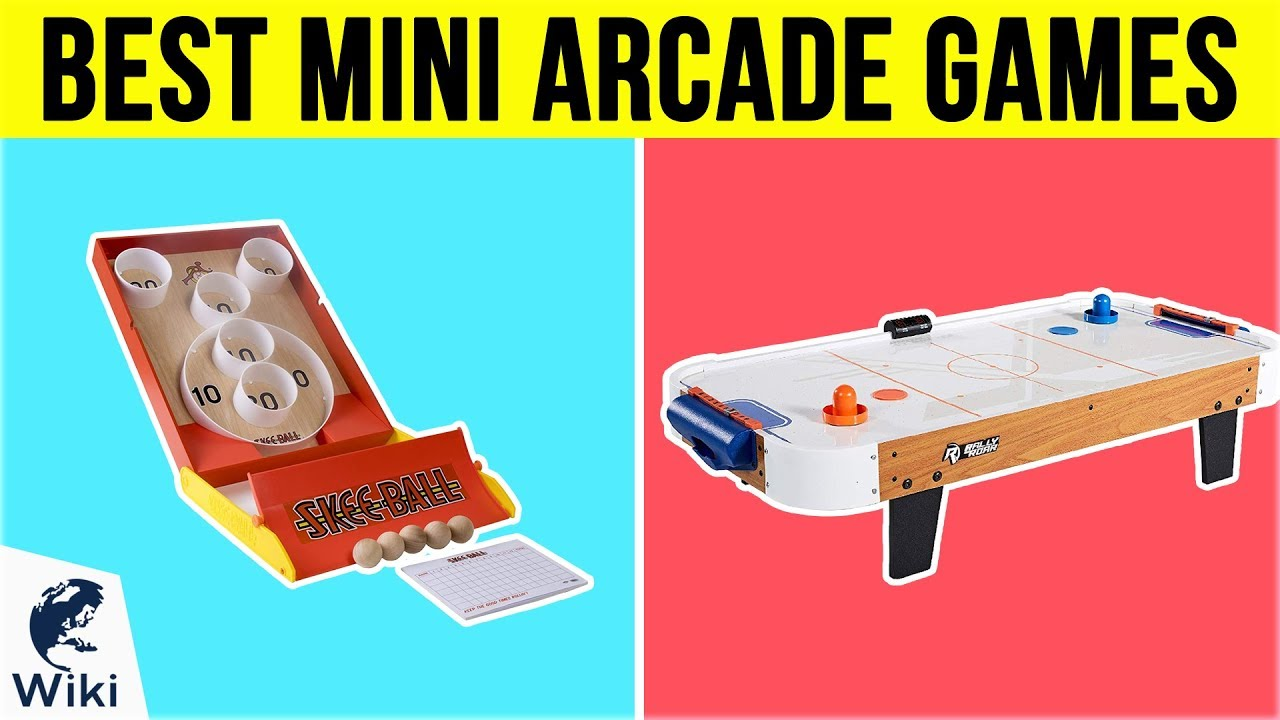 Top 10 Mini Arcade Games of 2019 | Video Review
