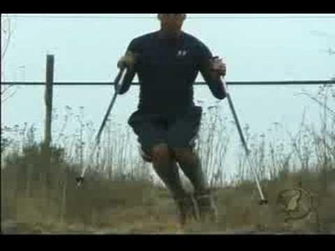 Jonny Moseley Dryland training