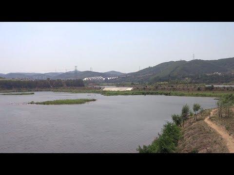 【中国旅行記・China Travel】大連観光旅行、大連西山水庫(ダム)を散歩編【乗りバス】