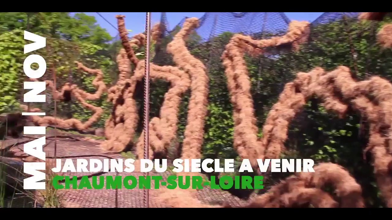 D couverte du festival international des jardins de for Festival des jardins 2016