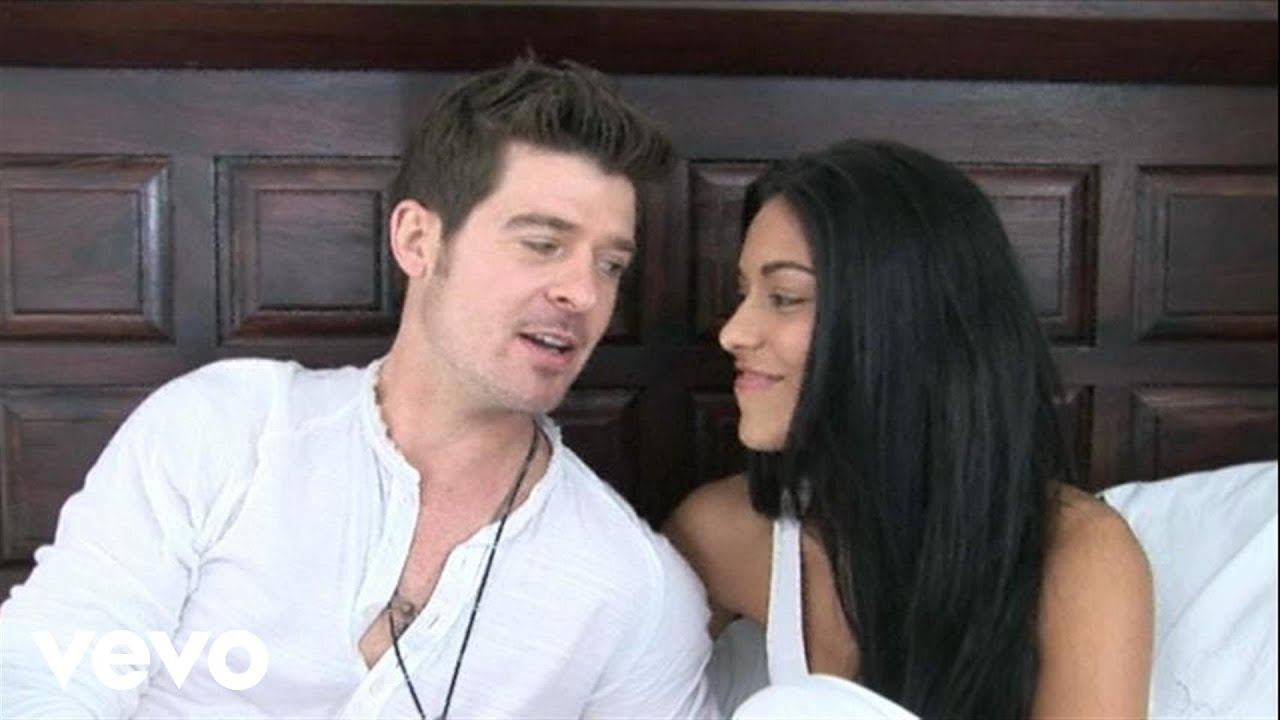 Robin Thicke - Robin Thicke - It's In The Mornin (Behind The Scenes) ft. Snoop Dogg
