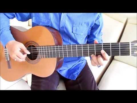 Belajar Kunci Gitar Ungu Asmara Terindah Bagian Bridge