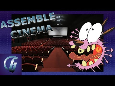Assemble Cinema: Danielle's Nightmares - Halloween Special - Gamers Assemble
