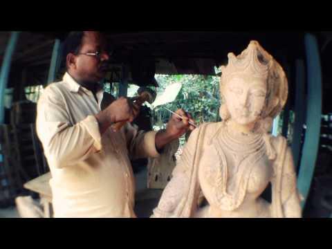 Sculpture & Craft Museum - Orissa [Art Exploration Calcutta] HD [2015]