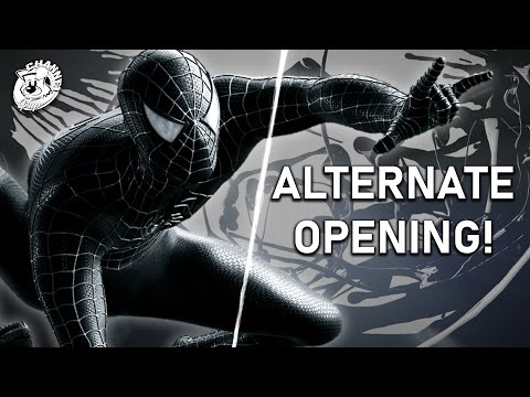 Spider - Man 3 almost had a VERY different opening...