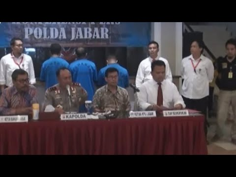 3 Tersangka Suap Pilkada Garut Langsung Ditahan Polisi