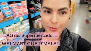 Tag del Supermercado   Walmart Guatemala
