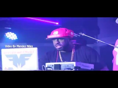 Funkmaster Flex live at Maingate Night Club Video By Mendez Niles