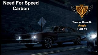Need For Speed Carbon: Boss #2- Angie