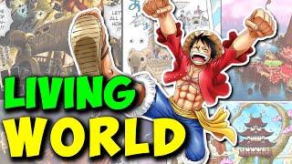 One Piece Analysis: A Living World