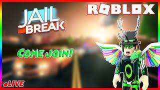 🔴 (Road to 5K) Roblox Jailbreak Winter update, new criminal base soon, and more Come join! 🔴