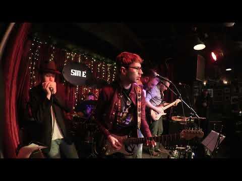 Boom Boom - The Catfish Blues Orchestra live @ Sin É Dublin 16/02/18