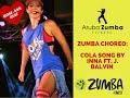 ZUMBA Cola Song Inna Ft J Balvin By Arubazumba Fitness mp3