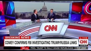 Rep. Schiff Discusses House Intelligence Committee's Russia Hearing with CNN's Jake Tapper